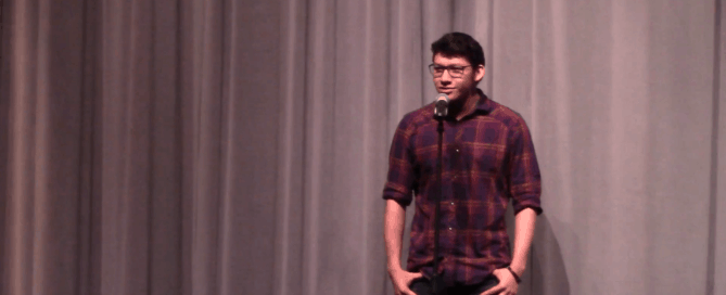 Poetry Out Loud from video