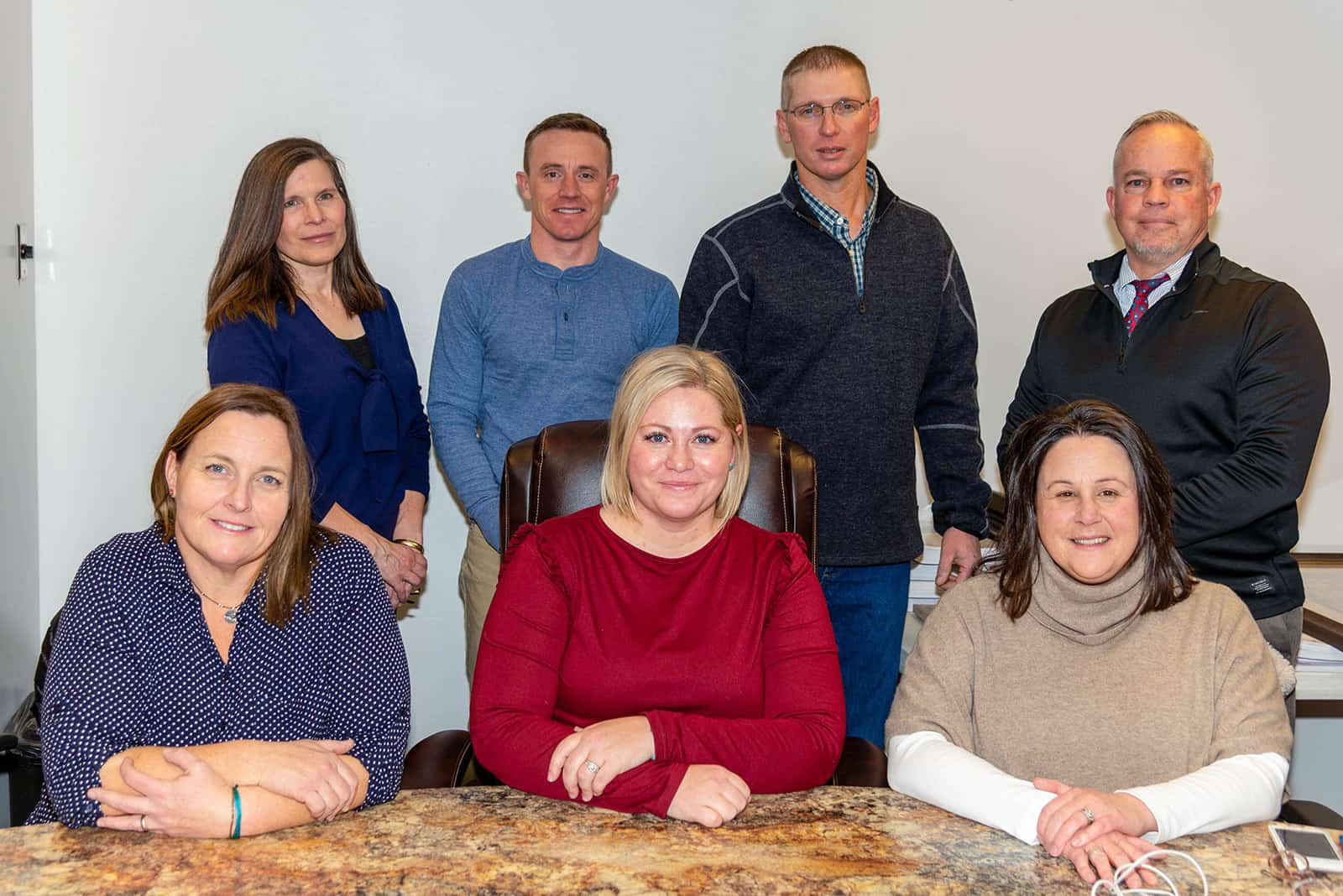 2020 school board members