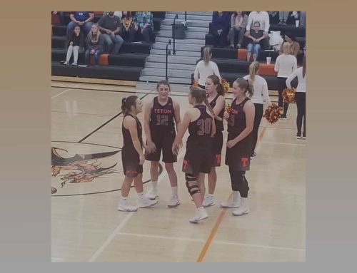 THS teamwork pays off as Kunz scores 1K+ points in Varsity Girls B-Ball