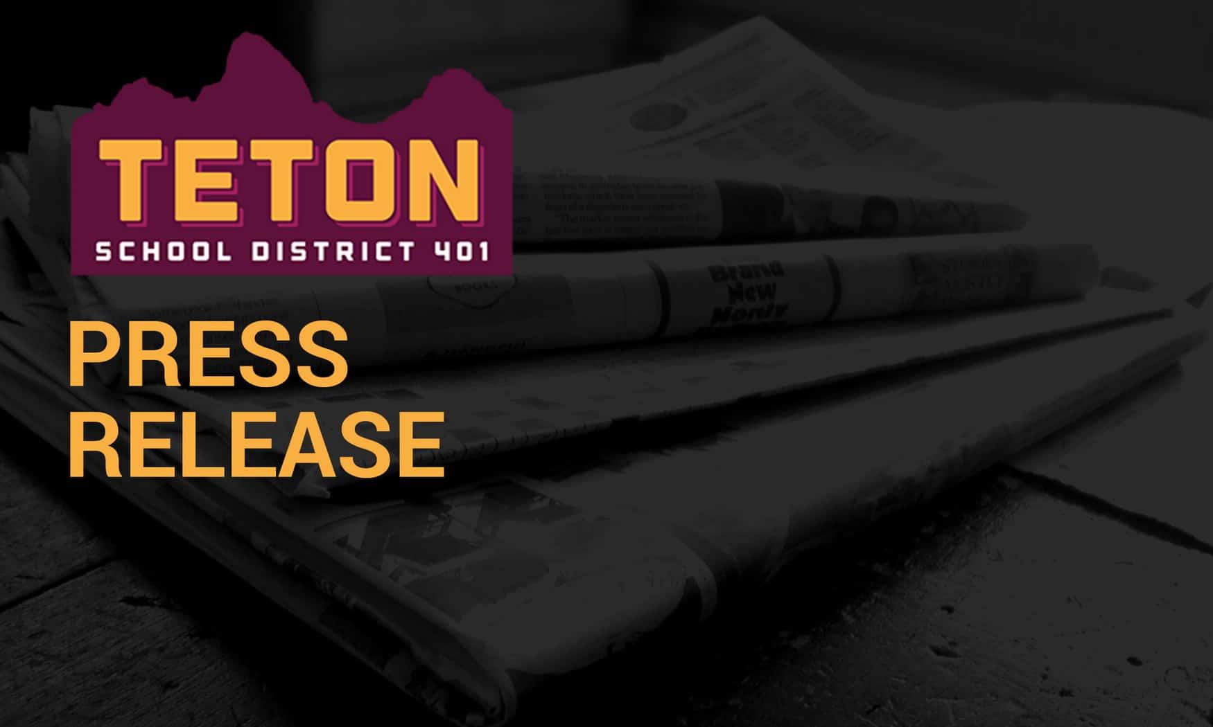 tsd401 press release