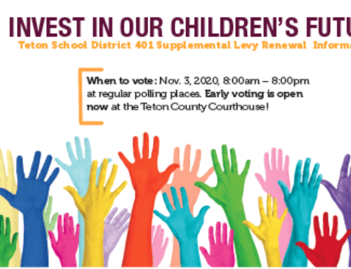 Supplemental levy brochure
