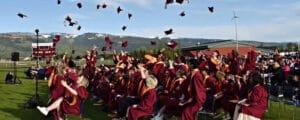 2021 Teton graduation class