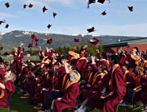 129 Seniors Graduate from Teton Schools